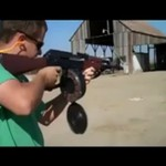 Kretyni z bronią - kompilacja wypadków!