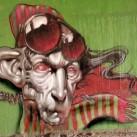 Streetart z rosyjskich ulic - BOMBA!