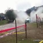 Wypadki rajdowe 2014