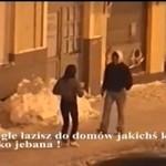Polska - awantura na ulicy!