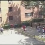 Uratował dziewczynkę, która skoczyła z okna!