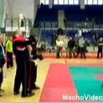 Śmierć zawodnika taekwondo
