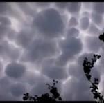 Bardzo nietypowe chmury- widziałeś kiedyś takie?