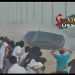 Arabski drift - straszna wpadka!
