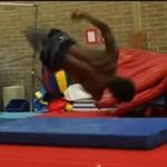 Obrotowy akrobata - wow!