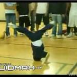 Breakdance dla najmłodszych