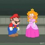 Myślałeś, co się stanie, gdy Mario uwolni Księżniczkę?