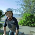 12-letni Eli Hunter z Australii wymiata na hulajnodze