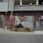 Transport cementu na budowie w Chinach