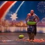 Człowiek-arbuz