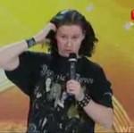"Ruskie ""Mam Talent"" - DOBRE!"