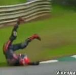 Kompilacja wypadków sportowych - wyścigi