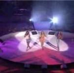 Fragment koncertu Destiny's Child