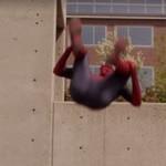 Spiderman uprawia parkour - ŚWIETNE!