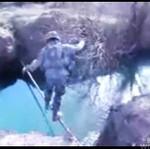 Równowaga żołnierza - WTOPA!