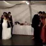 Pierwszy taniec pary młodej - KOZACKI!