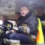 """""""MY SŁOWIANIE"""" - strażacy parodiują Donatana i Cleo"""