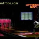 Japoński Tetris z udziałem ludzi