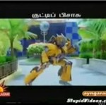 """""""Transformers"""" w wersji Bollywood - PADNIESZ!"""