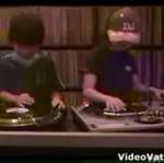 DJ Sara i DJ Russel - dzieci wymiatają za gramofonami!