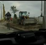 Na podwójnym rowerze