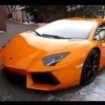 Jedyne w Polsce Lamborghini Aventador!