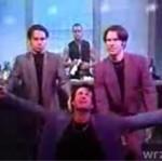 Sylwester Stallone gra Jima Carrey'a