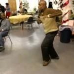 Freestylowy pokaz tańca