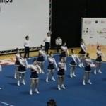 Mistrzostwa cheerleaderek - JAPONIA