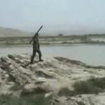 Łowienie ryb bazooką!