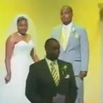 Ciekawy rozwój sytuacji na ślubie