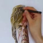 Tyrion Lannister oczami artysty