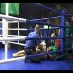 Krótka piłka na ringu
