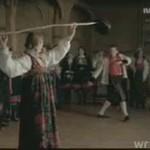 Norweski taniec ludowy