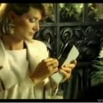 Reklama telefonu z 1980 roku