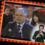 Lecz Kaczyński dla głuchoniemych
