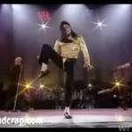 Najlepsze kroki taneczne Jacko!