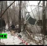 22 marca 2010 pod Moskwą rozbił się inny Tupolew