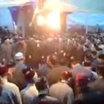 Hipnotyzujący czeczeński taniec
