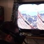 Oculus Rift na rollercoasterze