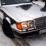 Chromowany Mercedes - hit czy kit?