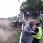 Wypadki na quadach - KOMPILACJA