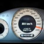 Jechał 300 km/h na krajowej A4!