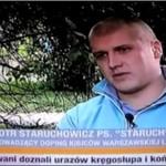 """Piotr """"Staruch"""" Staruchowicz o mediach i piłce nożnej -WAŻNE!!!"""