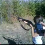 Dlaczego nie powinno się pożyczać kobietom broni?