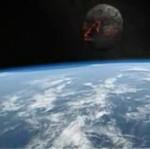 Zderzenie z meteorytem