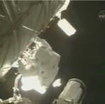 Astronauci zgubili kameręw przestrzeni kosmicznej