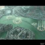 PRZEPIĘKNA fontanna w Dubaju!