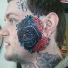 Tatuaże na twarzy - STRASZNE!