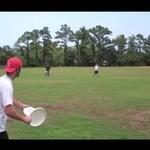 Frisbee - najlepsze sztuczki!